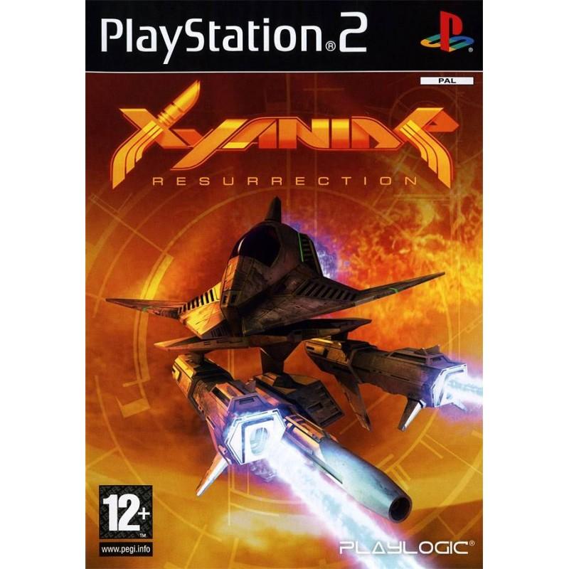 PS2 XYANIDE RESURRECTION - Jeux PS2 au prix de 4,95€