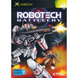 XB ROBOTECH BATTLECRY - Jeux Xbox au prix de 4,95€