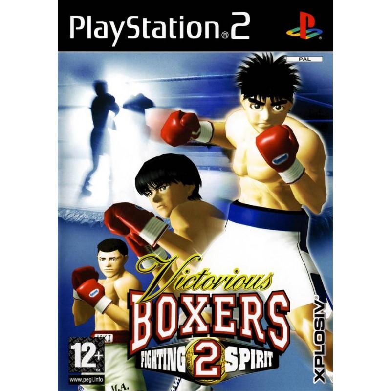 PS2 VICTORIOUS BOXERS 2 FIGHTING SPIRIT - Jeux PS2 au prix de 9,95€