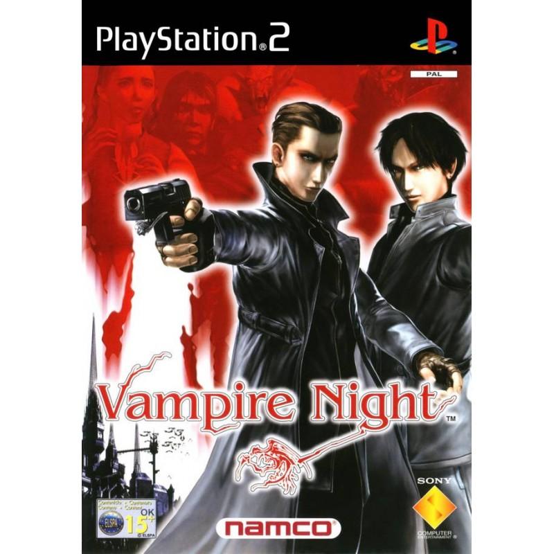 PS2 VAMPIRE NIGHT - Jeux PS2 au prix de 6,95€