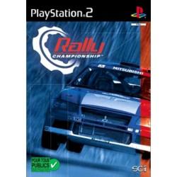 PS2 RALLY CHAMPIONSHIP - Jeux PS2 au prix de 0,95€