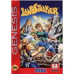 MD LANDSTALKER (IMPORT US) (SANS NOTICE) - Jeux Mega Drive au prix de 6,95€