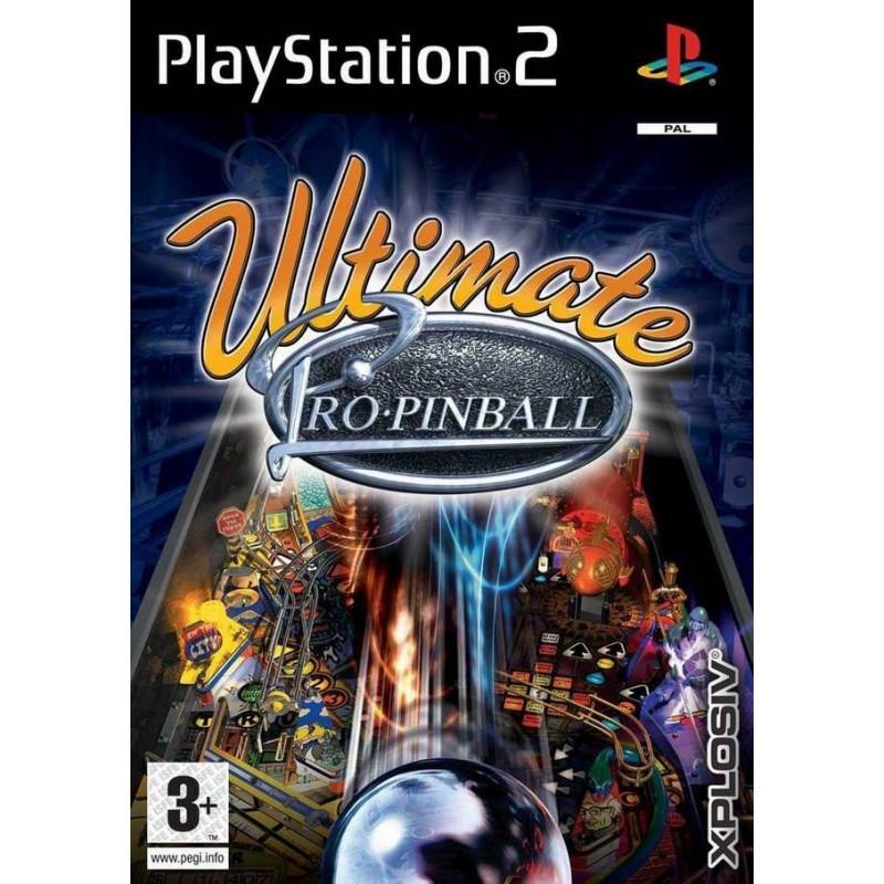 PS2 ULTIMATE PRO PINBALL - Jeux PS2 au prix de 4,95€