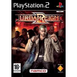 PS2 URBAN REIGN - Jeux PS2 au prix de 19,95€