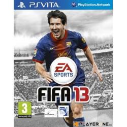 PSV FIFA 13 - Jeux PS Vita au prix de 6,95€