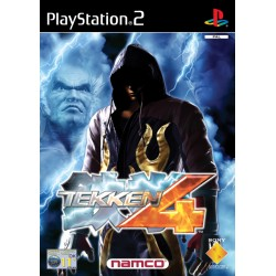 PS2 TEKKEN 4 - Jeux PS2 au prix de 6,95€