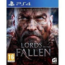 PS4 LORDS OF THE FALLEN OCC - Jeux PS4 au prix de 12,95€