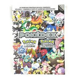 DS POKEDEX VERSION NOIRE ET BLANCHE - Guides de Jeux au prix de 9,95€