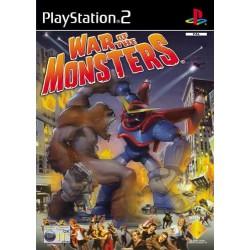 PS2 WAR OF THE MONSTERS - Jeux PS2 au prix de 4,95€