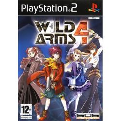 PS2 WILD ARMS 4 - Jeux PS2 au prix de 44,95€