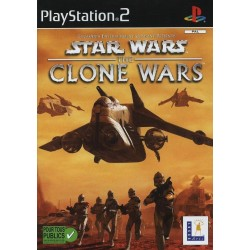 PS2 STAR WARS THE CLONE WARS - Jeux PS2 au prix de 6,95€