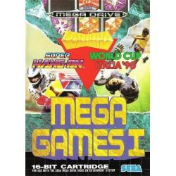 MD MEGA GAMES 1 (SANS NOTICE) - Jeux Mega Drive au prix de 4,95€