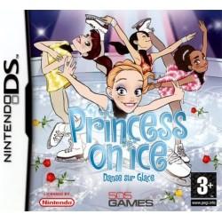 DS PRINCESS ON ICE DANSE SUR GLACE - Jeux DS au prix de 12,95€
