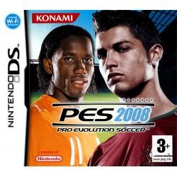 DS PRO EVOLUTION SOCCER 2008 - Jeux DS au prix de 4,95€