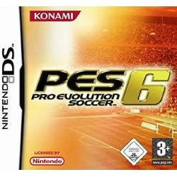 DS PRO EVOLUTION SOCCER 6 - Jeux DS au prix de 4,95€