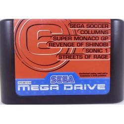 MD MEGA GAMES 6 VOL 3 (LOOSE) - Jeux Mega Drive au prix de 4,95€