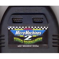 MD MICRO MACHINES 2 TURNO TOURNAMENT (LOOSE) - Jeux Mega Drive au prix de 6,95€