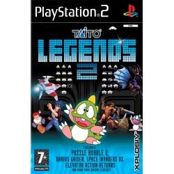 PS2 TAITO LEGENDS 2 - Jeux PS2 au prix de 7,95€