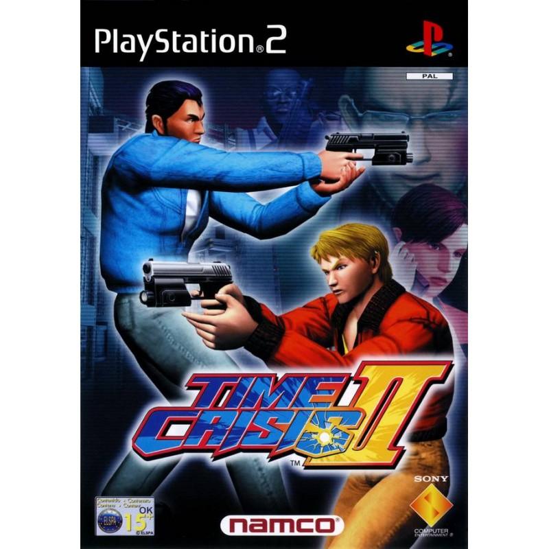 PS2 TIME CRISIS 2 - Jeux PS2 au prix de 6,95€