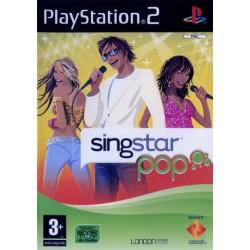 PS2 SINGSTAR POP - Jeux PS2 au prix de 4,95€