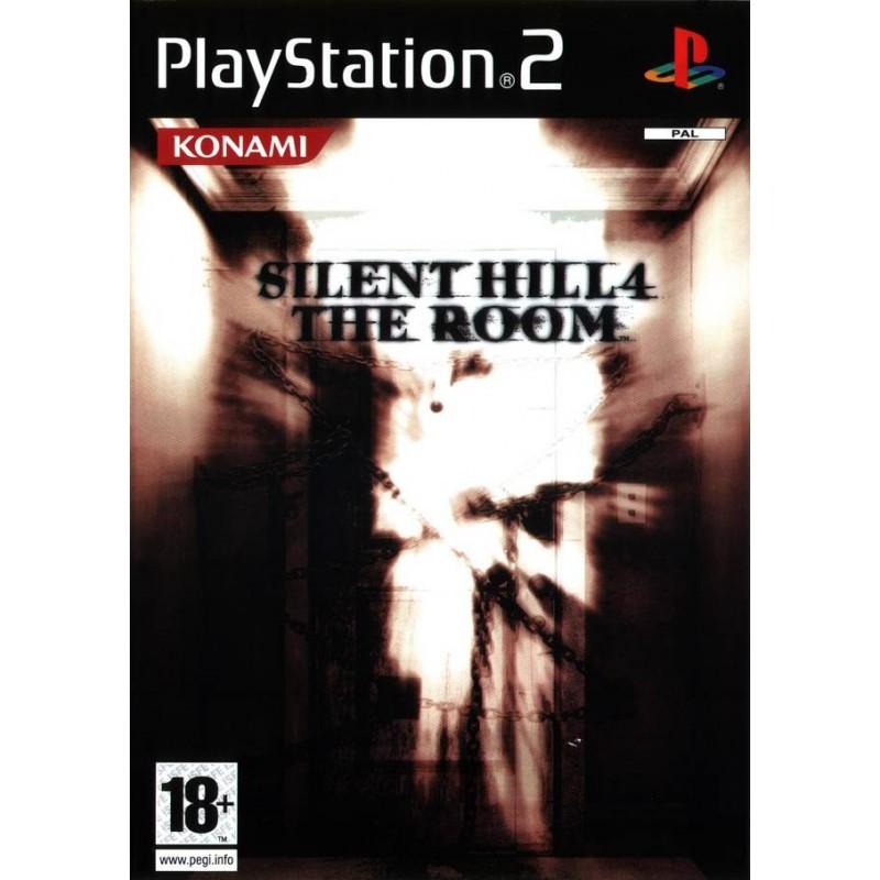 PS2 SILENT HILL 4 (SANS NOTICE) - Jeux PS2 au prix de 9,95€