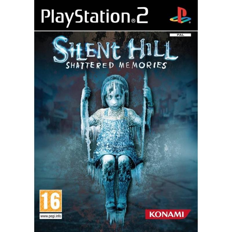 PS2 SILENT HILL SHATTERED MEMORIES - Jeux PS2 au prix de 99,95€
