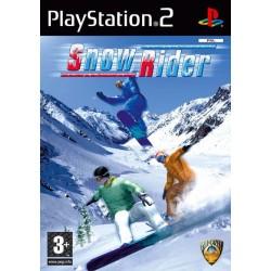 PS2 SNOW RIDER - Jeux PS2 au prix de 6,95€