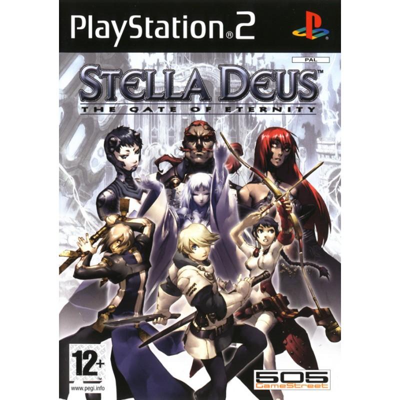 PS2 STELLA DEUS THE GATE OF ETERNITY - Jeux PS2 au prix de 29,95€