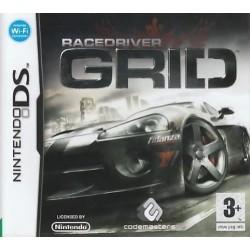 DS RACE DRIVER GRID - Jeux DS au prix de 9,95€