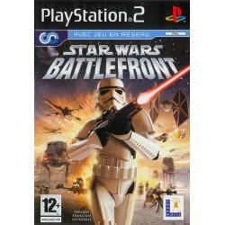 PS2 STAR WARS BATTLEFRONT - Jeux PS2 au prix de 9,95€