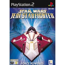 PS2 STAR WARS JEDI STARFIGHTER - Jeux PS2 au prix de 5,95€