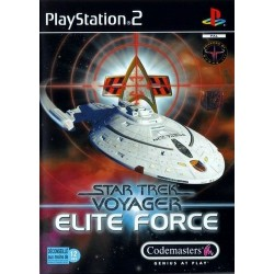 PS2 STAR TREK VOYAGER ELITE FORCE - Jeux PS2 au prix de 8,95€