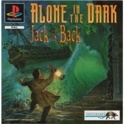 PSX ALONE IN THE DARK JACK IS BACK (SANS NOTICE) - Jeux PS1 au prix de 14,95€
