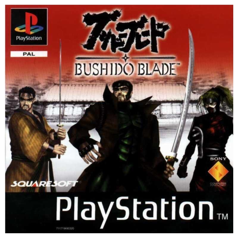 PSX BUSHIDO BLADE - Jeux PS1 au prix de 14,95€