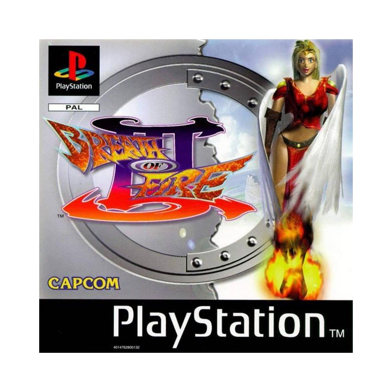 PSX BREATH OF FIRE III - Jeux PS1 au prix de 19,95€