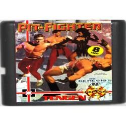 MD PIT FIGHTER (LOOSE IMPORT US) - Jeux Mega Drive au prix de 2,95€