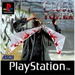PSX CLOCK TOWER - Jeux PS1 au prix de 69,95€