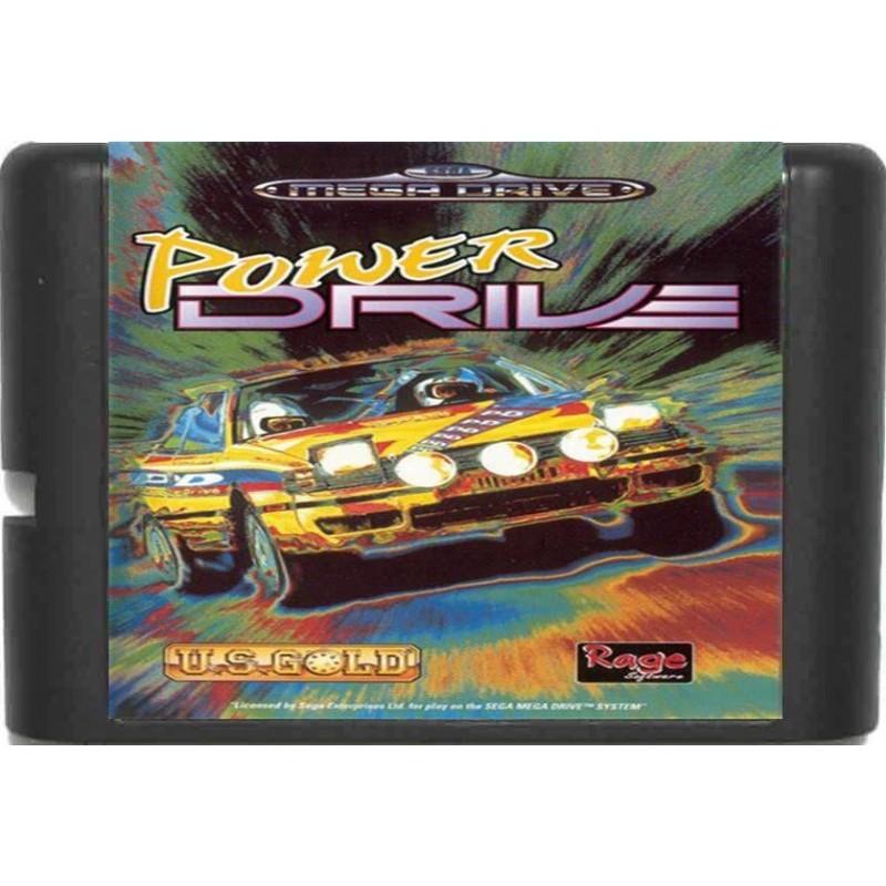 MD POWER DRIVE (LOOSE) - Jeux Mega Drive au prix de 9,95€