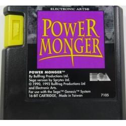 MD POWER MONGER (LOOSE) - Jeux Mega Drive au prix de 4,95€