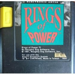 MD RINGS OF POWER (LOOSE) - Jeux Mega Drive au prix de 4,95€