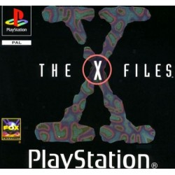 PSX THE X FILES - Jeux PS1 au prix de 9,95€