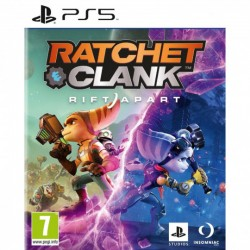 PS5 RATCHET AND CLANK RIFT APPART OCC - Jeux PS5 au prix de 59,95€