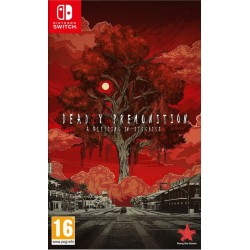 SWITCH DEADLY PREMONITION 2 A BLESSING IN DISGUISE - Jeux Switch au prix de 49,95€