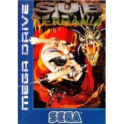 MD SUB TERRANIA (SANS NOTICE) - Jeux Mega Drive au prix de 29,95€