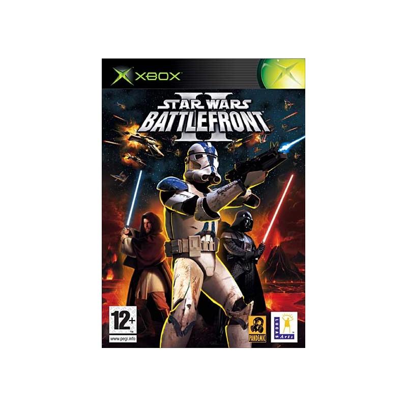 XB STAR WARS BATTLEFRONT 2 (NEUF) - Jeux Xbox au prix de 79,95€