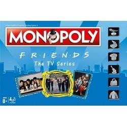 MONOPOLY FRIENDS - Jeux de Société au prix de 34,95€
