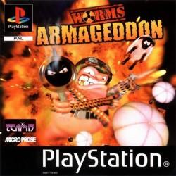 PSX WORMS ARMAGEDDON - Jeux PS1 au prix de 19,95€
