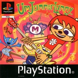 PSX UM JAMMER LAMMY - Jeux PS1 au prix de 39,95€