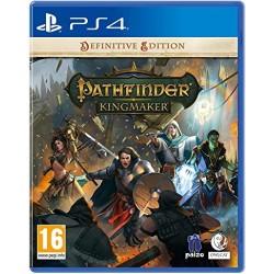 PS4 PATHFINDER KINGMAKER DEFINITIVE EDITION OCC - Jeux PS4 au prix de 19,95€