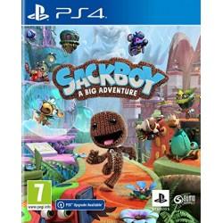 PS4 SACKBOY A BIG ADVENTURE - Jeux PS4 au prix de 59,95€